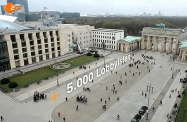 Lobbyisten täuschen Bürger!