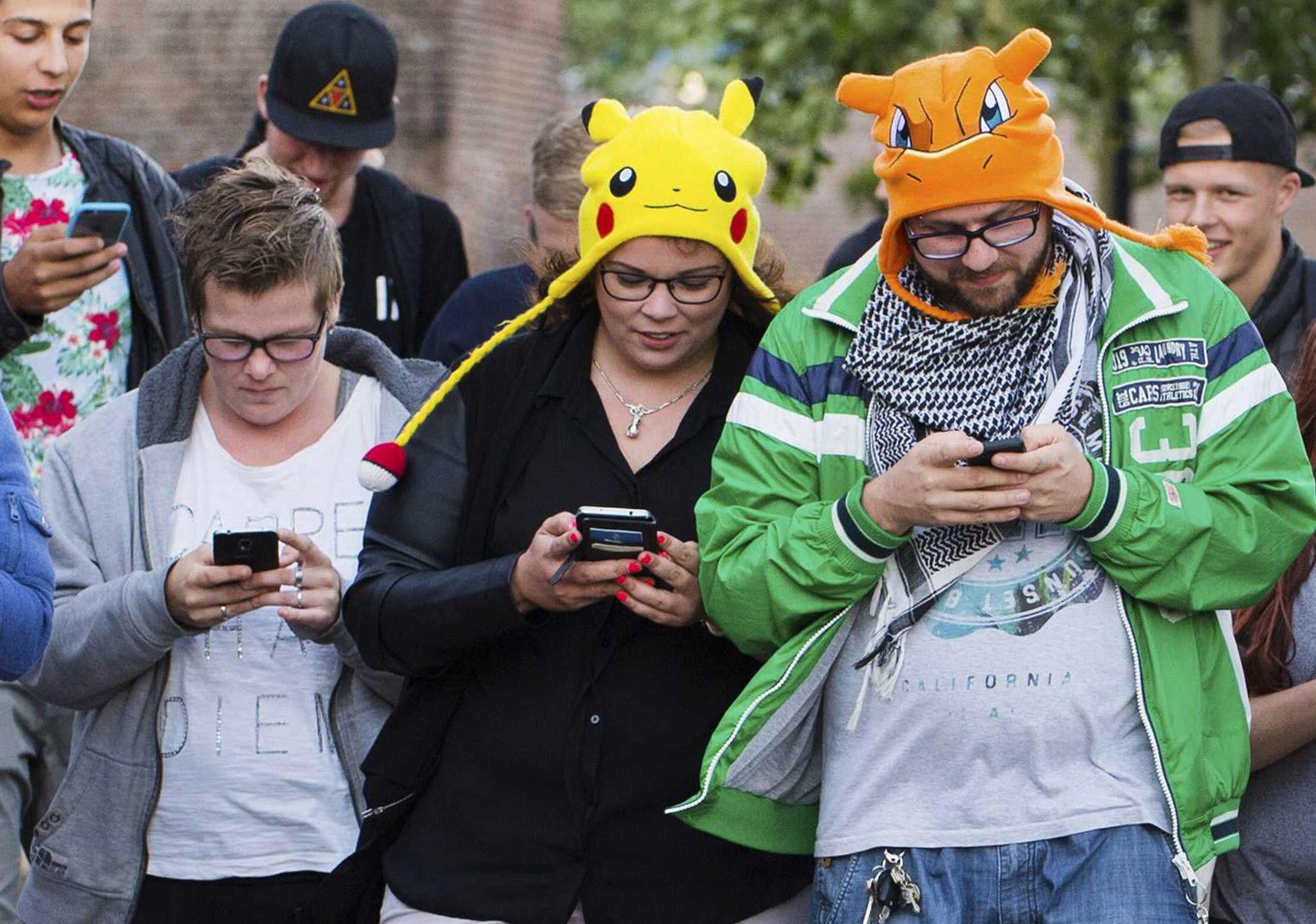 Als Pokemon Go Deutschland eroberte Juli 2016
