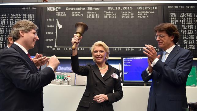 Warten Turbulenzen auf die Deutsche Börse AG?