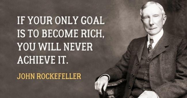 Die Verschwörung um den Rockefeller-Tod