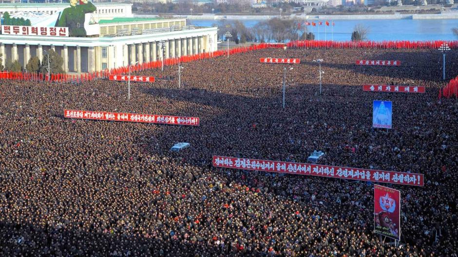 Nordkorea bewegt sich auf dünnem Eis