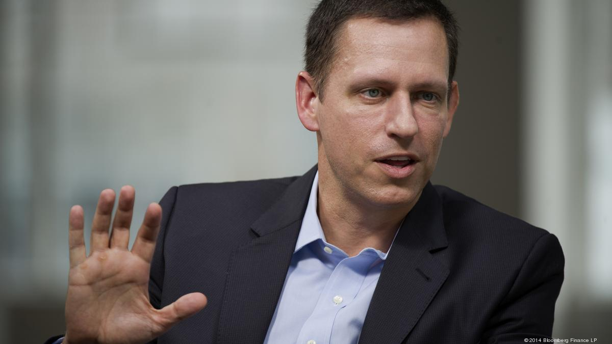 Silicon-Valley-lnvestor Peter Thiel rechnet ab