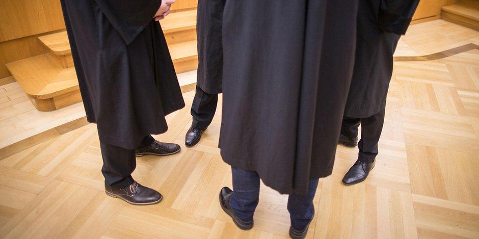 Deutsche Gerichte hoffnungslos überlastet