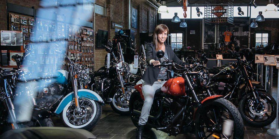 Was macht Trumps Steuerpolitik aus der Traditionsmarke Harley-Davidson?
