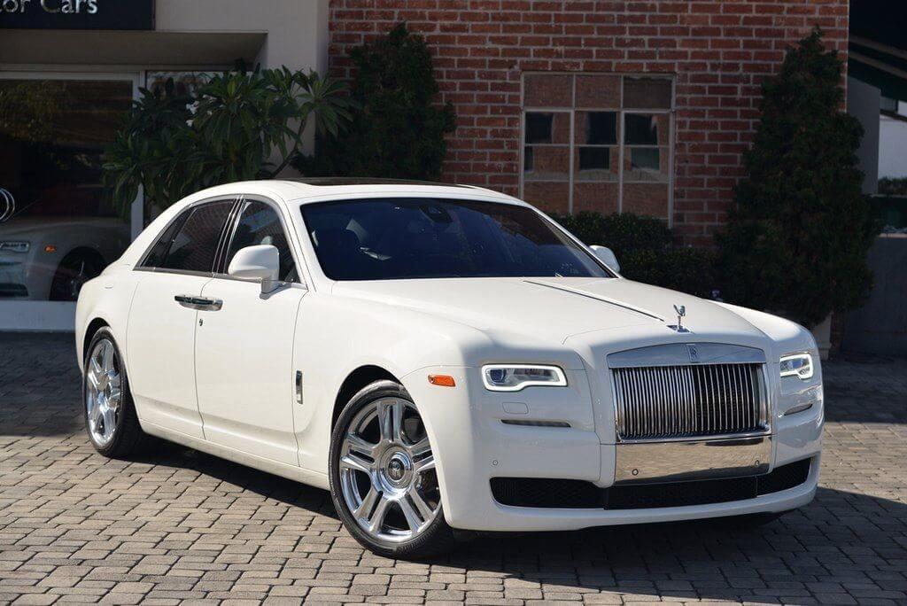 Rolls-Royce bietet enormen Komfort
