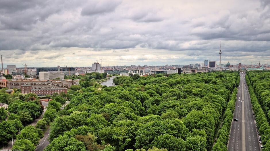 Berlins Luft soll endlich deutlich besser werden