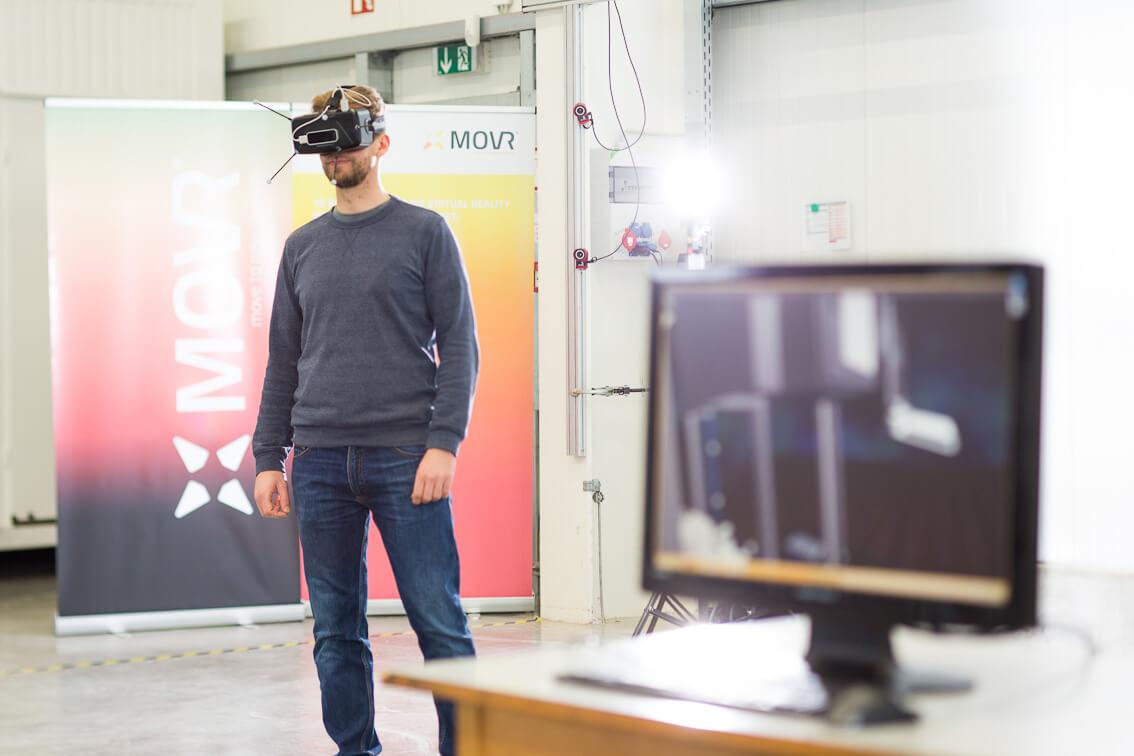 """Weniger Schmerzempfinden durch """"Virtual Reality""""-Ablenkung"""