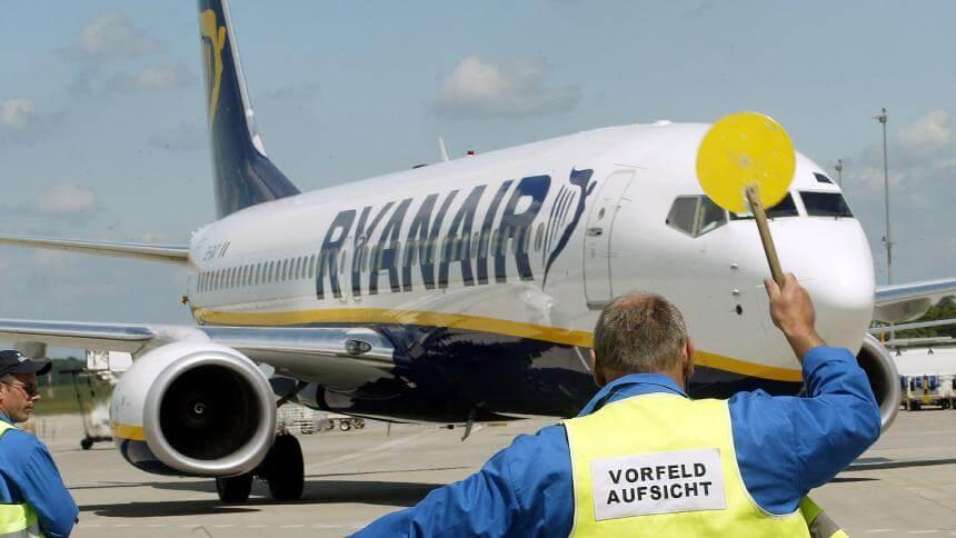 Ryanair Chef O' Leary: Trotz massiver Turbulenzen bei RyanAir unantastbar