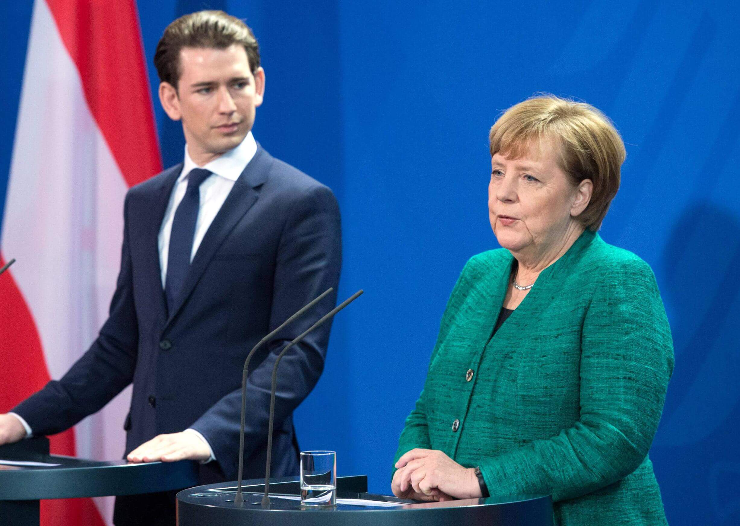 Nach Transatlantic-Artikel: Bundesregierung diskutiert Flüchtlings-Stopp