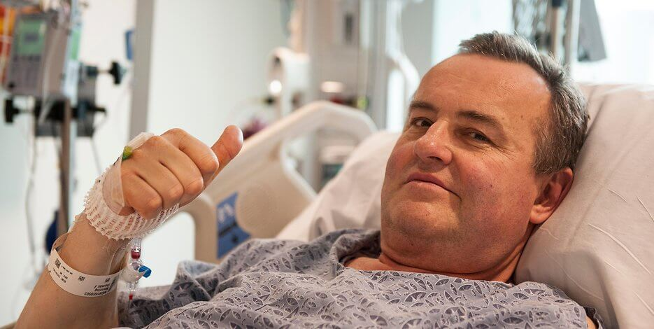 Prostata-Krebs ist Deutschlands häufigste Krebserkrankung bei Männern