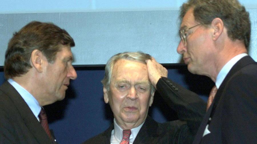 Ulrich Lehner zieht bei ThyssenKrupp einen Schlussstrich