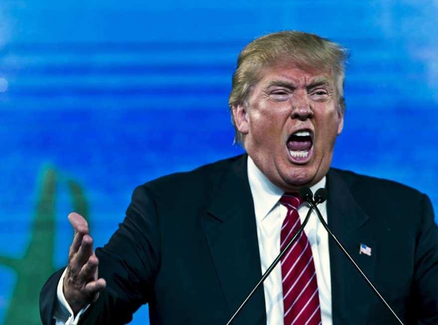 Trump wütet gegen die europäische und asiatische Autoindustrie