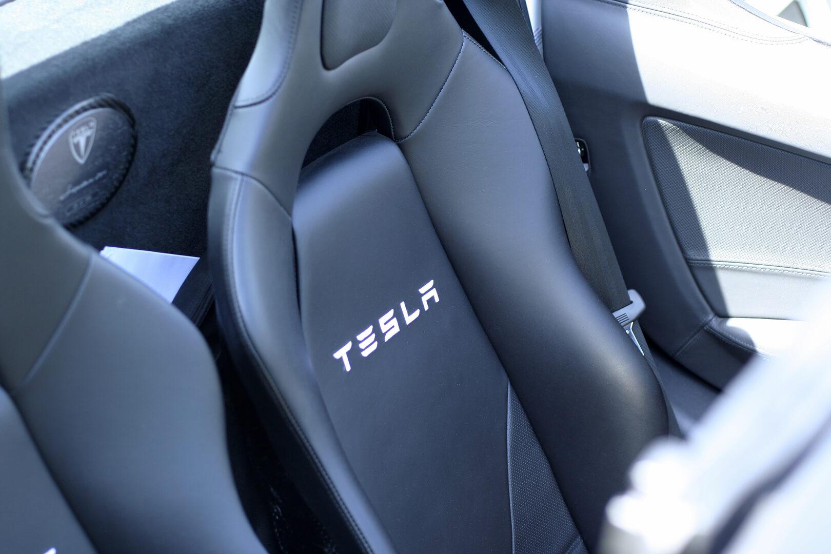 Die private Seite von TESLA-Chef Elon Musk