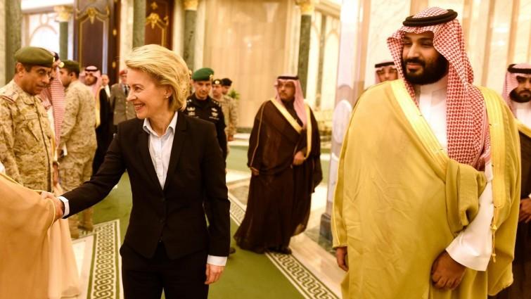 Trotz Exportstopp: Deutsche Kriegsschiffe für Saudi-Arabien
