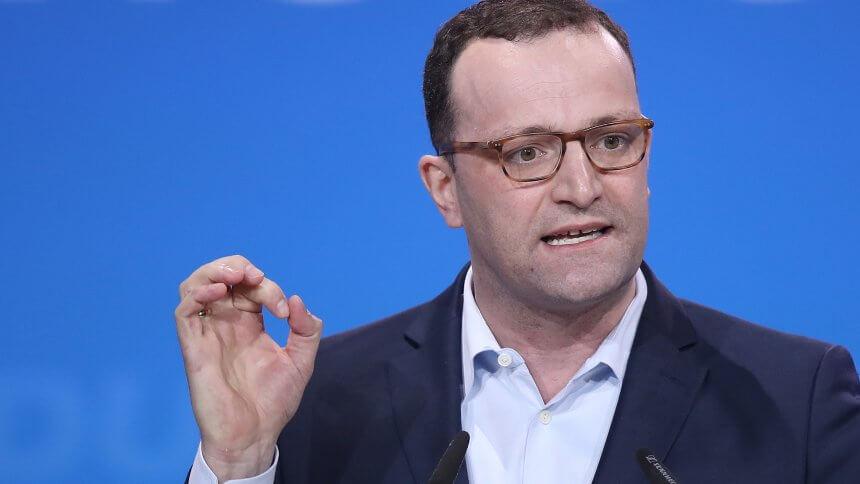 """Gesundheitsminister Spahn macht Druck in Sachen """"Organspenden"""""""
