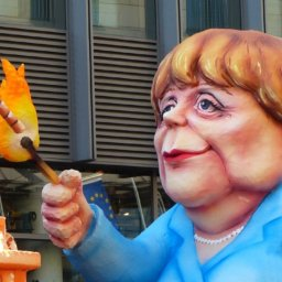 Merkel und Mobilfunkriese Huawei spalten den Bundestag
