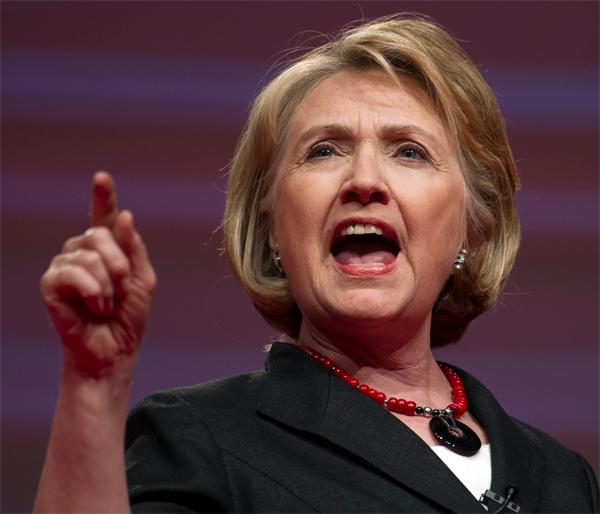 Der US-Wahlkampf, der zu einer Demontage von Autorität und Glaubwürdigkeit wird