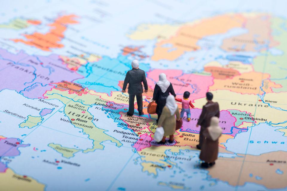 Die große Herausforderung von Zuwanderung und Integration in Deutschland