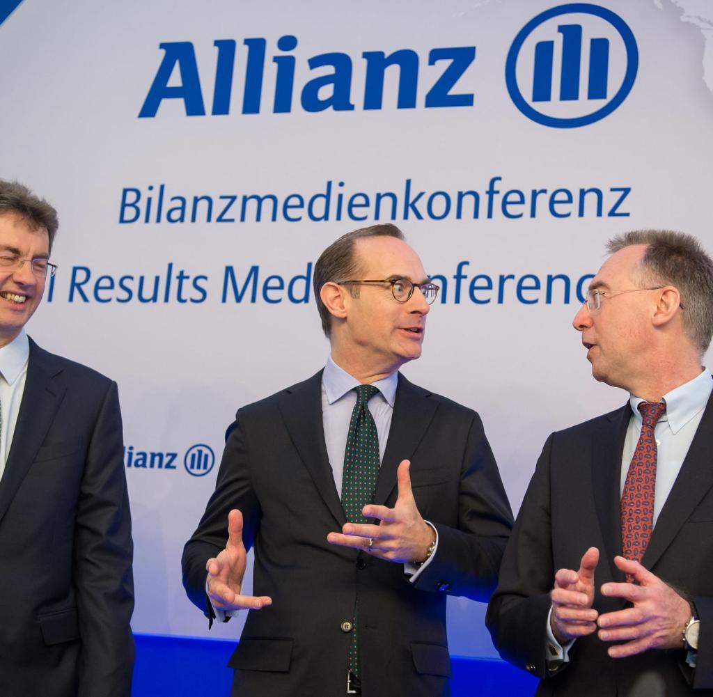 """Allianz: """"Oliver Bäte hat Manfred Knof endlich aus dem Weg"""""""
