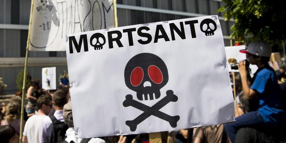 Warum kann Monsanto frei unsere Gesundheit zerstören?