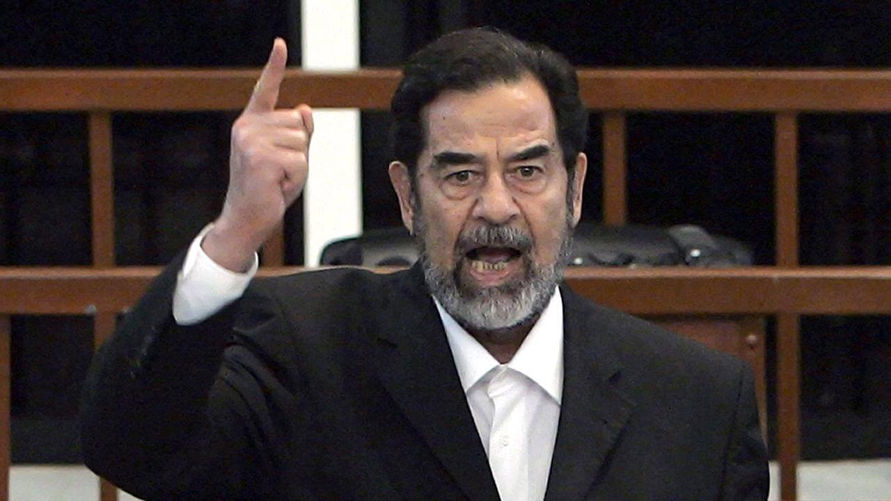 Historischer Rückblick: Bezahlte Saddam tatsächlich 1974 Frankreichs Wahlkampf?