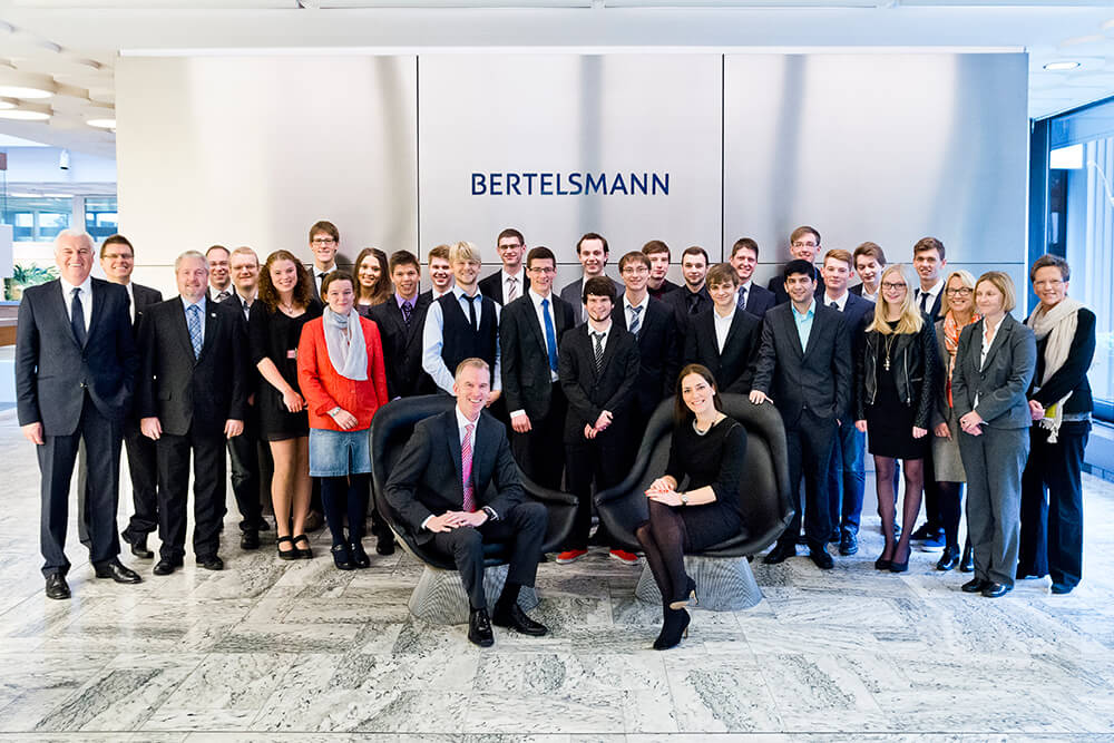 Wann ist Bertelsmann-Enkel endlich am Zug?