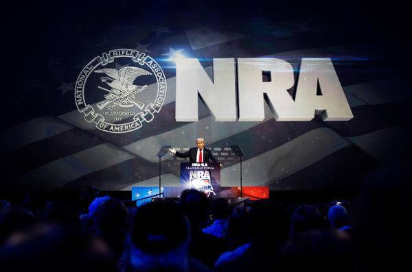 Russischer Geheimdienst infiltriert Republikaner und US-Waffenlobby NRA