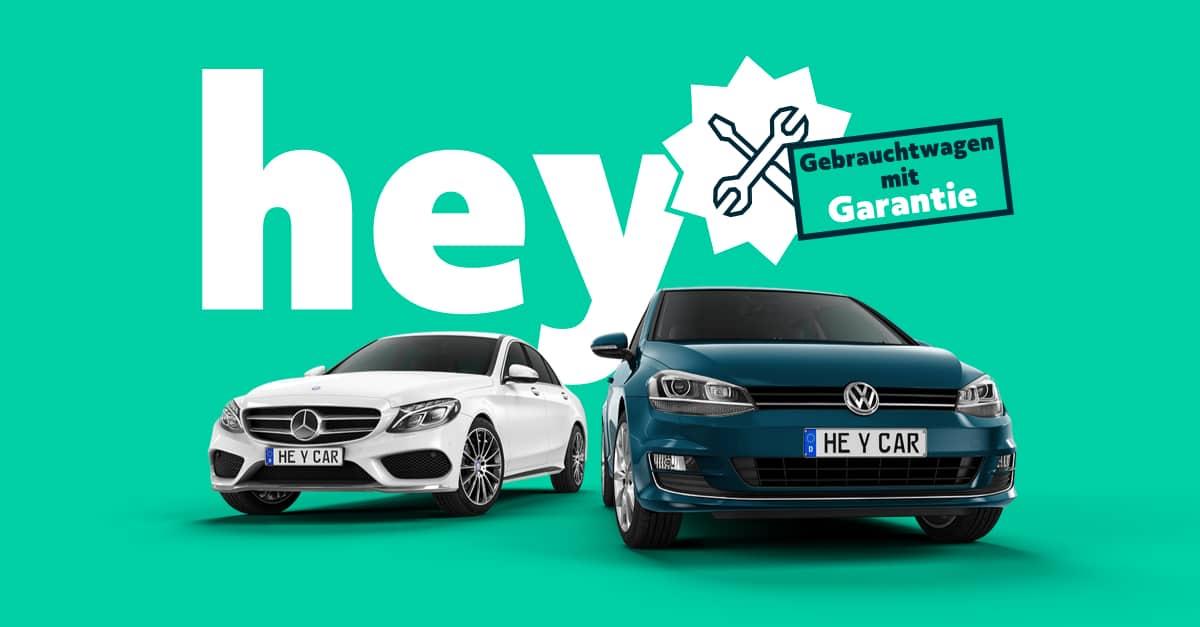 HEYCAR: Ein neuer starker Name im Online-Gebrauchtwagen-Handel