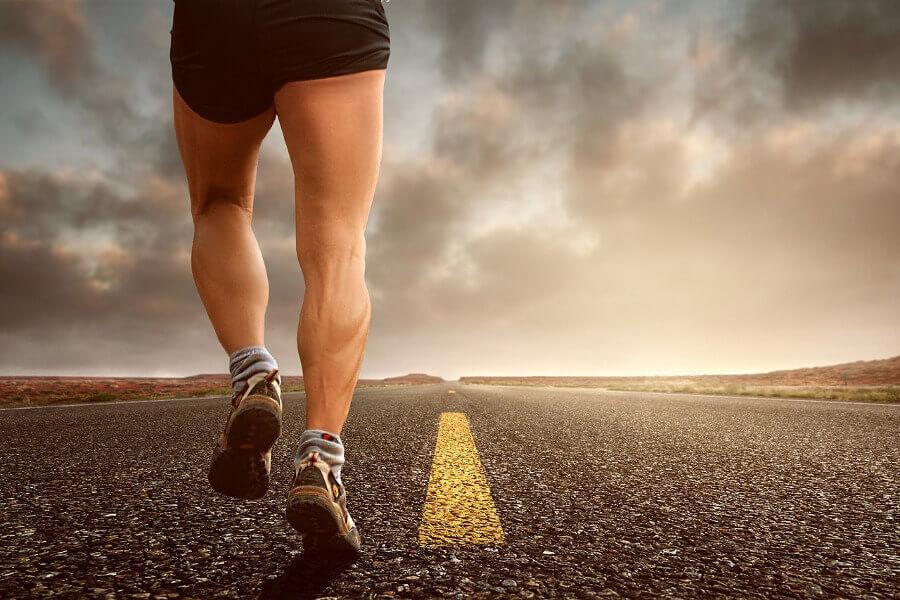 Lauf dich gesund und stärke deine Psyche!
