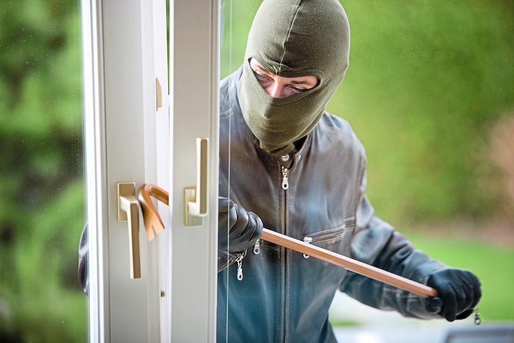 FUNDAMENTA-Häuser sind grundsätzlich Einbruchschutz-Immobilien